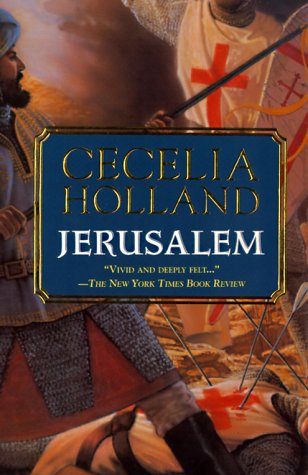 Jerusalem Cecelia Holland product image