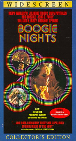 Boogie Nights (Widescreen Edition) [VHS] ()