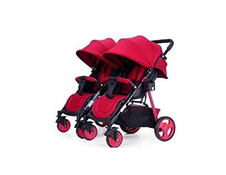 Trolley para Bebés Trolley Doble para Música, Carro de Bebé ...