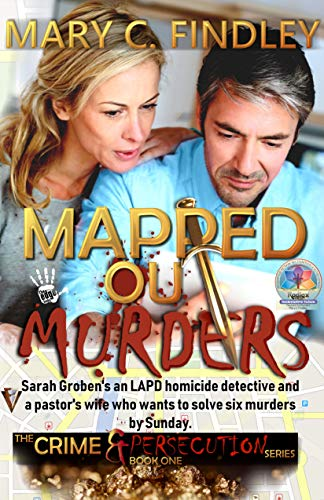 Mapped Out Murders by [Findley, Mary C.]