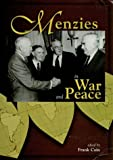 Menzies in War and Peace, Cain, Frank, 1864485736
