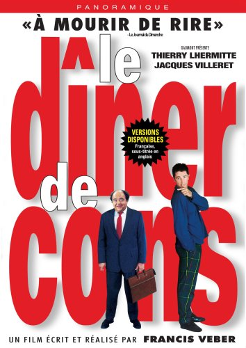 Le Diner De Cons (Version française): Amazon.ca: DVD