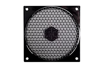 Silverstone 120mm Fan Filter With Grill Ff121 (Black) 0