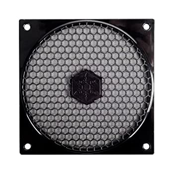 SilverStone Technology 120mm Fan Filter with Honeycomb Grille SST-FF121B-USA
