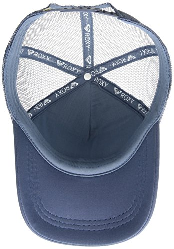 Roxy Junior's Truckin Trucker Hat, China Blue, One Size by Roxy (Image #3)