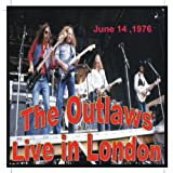 """The Outlaws Live in London 76"""" LOST LIVE ALBUM"""