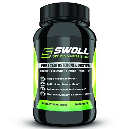 SwollEZ - All Natural Testostérone pour les hommes. Supplément pilules pour la croissance musculaire et améliorer la performance sexuelle. Les mieux notées - Soutenu par notre 100% garantie de remboursement.