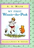 img - for My First Winnie-the-Pooh book / textbook / text book