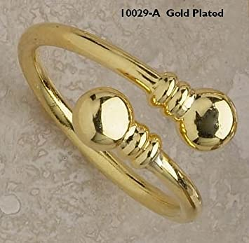 Amazon Magnetic Finger Ring Gold Plated Health & Personal Care