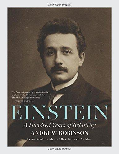 Einstein: A Hundred Years of Relativity