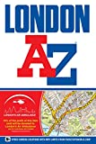 img - for London Street Atlas (A-Z Street Atlas) 2014 book / textbook / text book