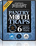Dr. Killigan's Premium Pantry Moth Traps with