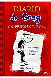 Descargar gratis Diario De Greg 1. Un Pringao Total en .epub, .pdf o .mobi