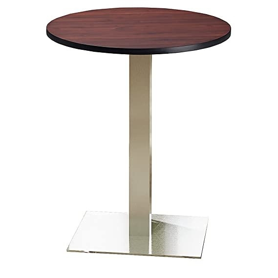 Amazoncom Mayline Conference And Training Tables Bistro Tables - Bar height conference table