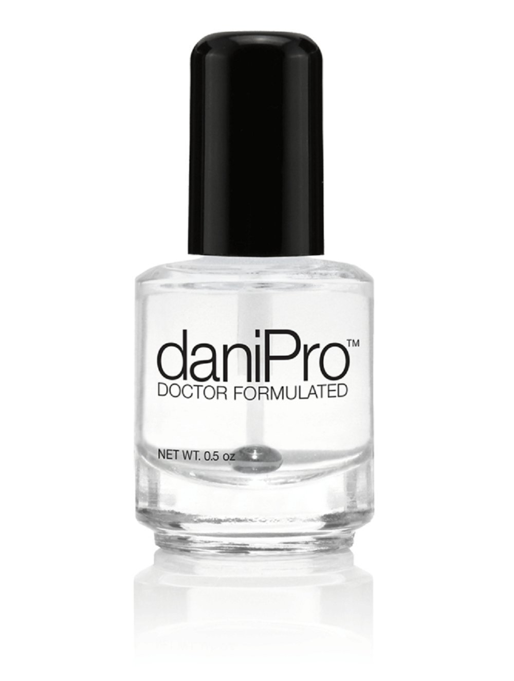 Amazon.com : daniPro Nail Polish Be Free Clear-Base Coat : Beauty