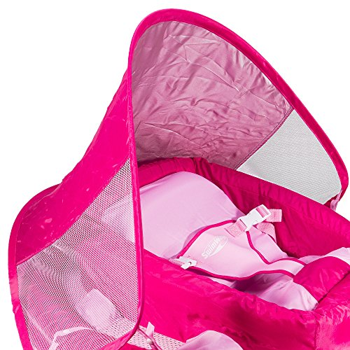 SwimWays Infant Baby Spring Float, Pink by SwimWays (Image #4)