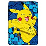 Pokemon Plush Blanket