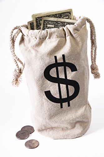 Forum Novelties Money Bag (Wild West Costumes For Girls)