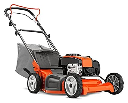 Husqvarna LC 153S Empuje Cortacésped mulching, ruedas motrices 2400 W Coupe 53 cm