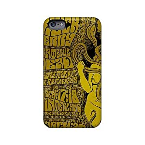 Iphone 6plus MDC16904YOuR Support Personal Customs Attractive Grateful Dead Image Shock-Absorbing Hard Phone Case -InesWeldon