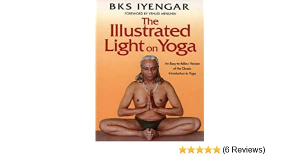 Illustrated Light on Yoga: An Easy-to-follow Version of the ...