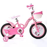 HUALQ Bicycle Children's bike 12/14/16 inch 2-6 years old girl baby baby child baby girl bicycle