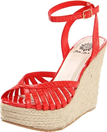 09. Yellow Box Women's Elena Espadrille