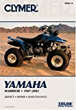 Yamaha Warrior, 1987-2003, Clymer Publications Staff, 0892878800