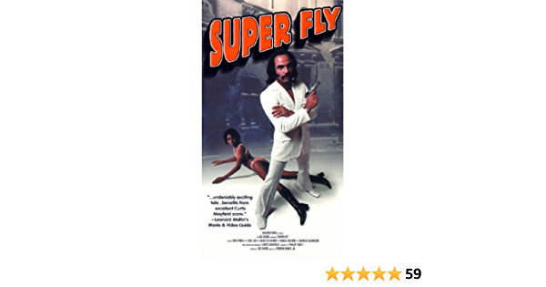 Super Fly [USA] [VHS]: Amazon.es: Ron ONeal, Carl Lee ...