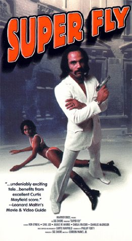 03853bf48 Amazon.com  Superfly  VHS   Ron O Neal
