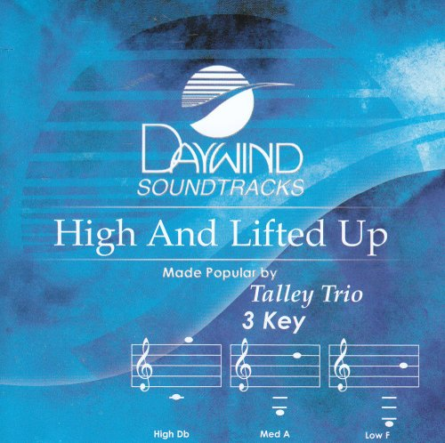 High Lifted Accompaniment Performance Track product image