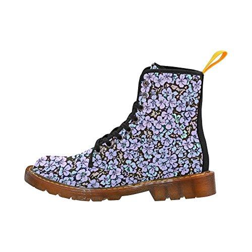 Leinterest Estilo Floral Comic Martin Botas Zapatos De Moda Para Mujer