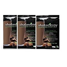 Shakeology 3 Sample Packet Gives You Energy Reduce Cravings Maintain Healthy Body Weight (Chocolate)
