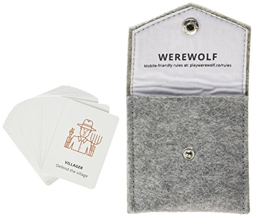 (Werewolf: A Party Game for Devious)