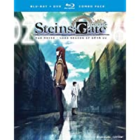 Steins;Gate: The Movie - Load Region of Deja Vu (Blu-ray/DVD Combo)