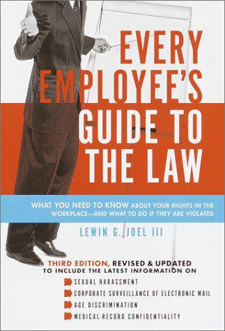 Download Every Employee's Guide to the Law pdf epub