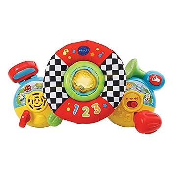 VTech 192505 - Mi Baby Volante Tut Tut Bolides, -[Francés]: Amazon.es: Juguetes y juegos