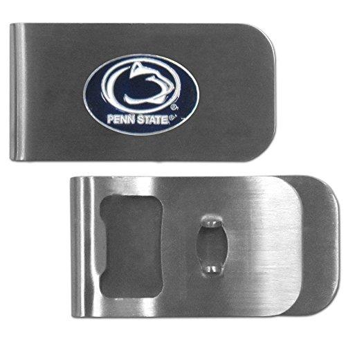 NCAA Penn State Nittany Lions Bottle Opener Money Clip - Penn State Money Clip