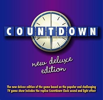 countdown deluxe amazon co uk toys games