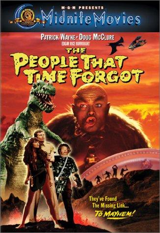 Ludzie, o których zapomniał czas / The People That Time Forgot (1977) PL.BRRip.XviD-wasik / Lektor PL