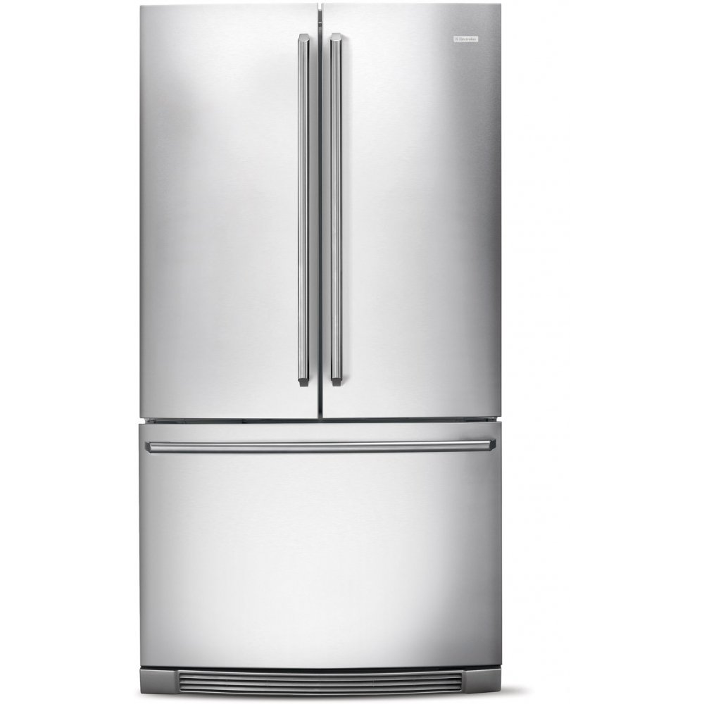 electrolux fridge. amazon.com: electrolux ei23bc80ks iq-touch 22.6 cu. ft. stainless steel counter depth french door refrigerator - energy star: appliances fridge
