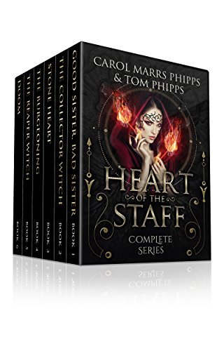 Heart of the Staff: complete series by [Phipps, Carol Marrs, Phipps, Tom]