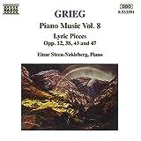 Piano Music 8 / Lyric Pieces