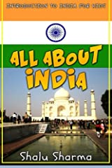 All about India: Introduction to India for Kids Paperback