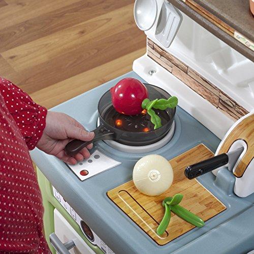 5153FWwrzwL - Step2 Garden Fresh Kitchen Playset
