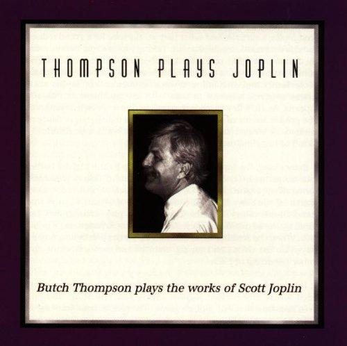 Thompson Plays Scott Joplin by Daring Records