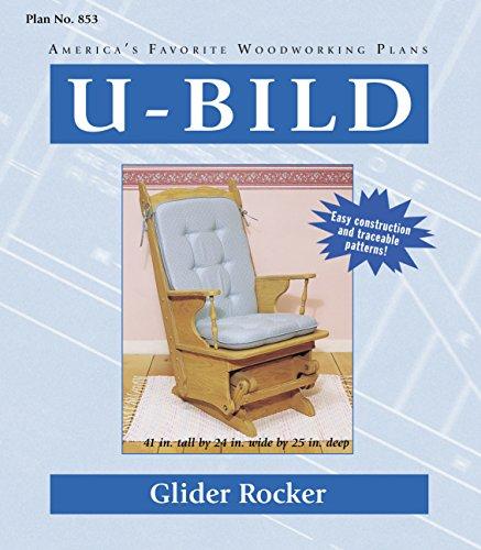 - U-Bild 853 2 U-Bild 2 Glider Rocker Project Plan