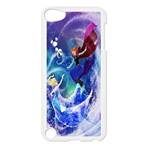 [QiongMai Phone Case] FOR Ipod Touch 5 -Movie Frozen Pattern-IKAI0447021