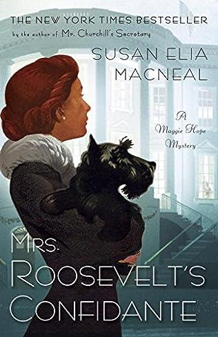 book cover of Mrs. Roosevelt\'s Confidante