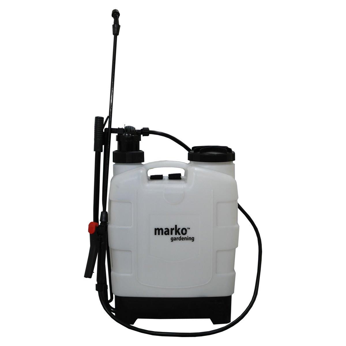 20L Litre Backpack Knapsack Pressure Sprayer Crop Garden Weed Killer Chemicals